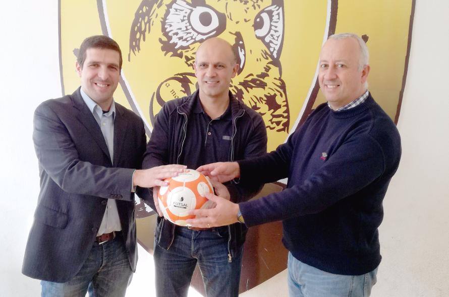 """f5d7295bcb Acreditar no Futsal ajuda """"verdadeiros campeões"""""""