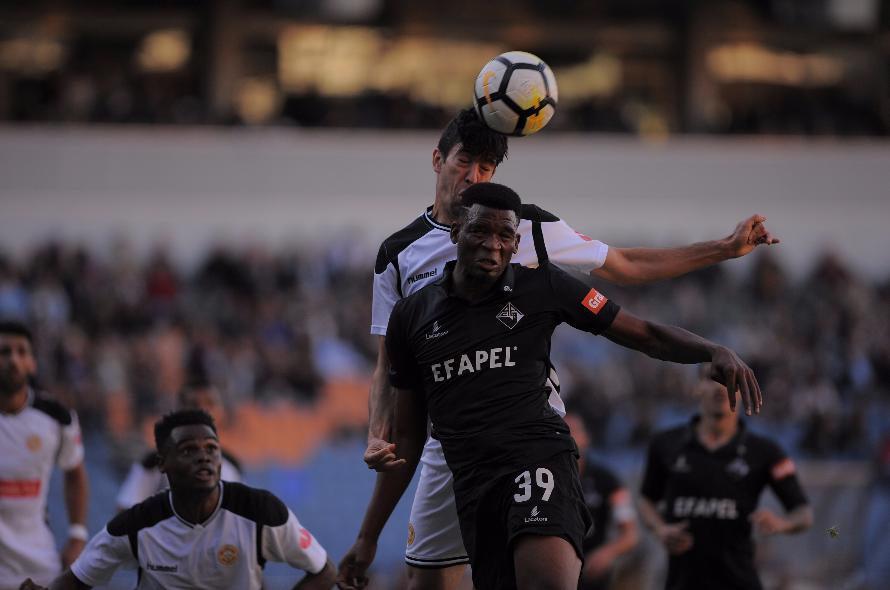 Farense defronta Caldas nos quartos de final da Taça de Portugal — Futebol